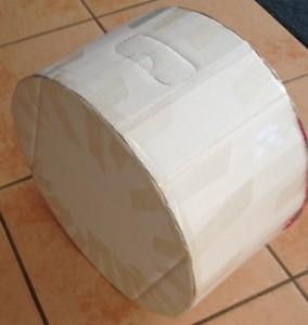 Nappy Box Pinata