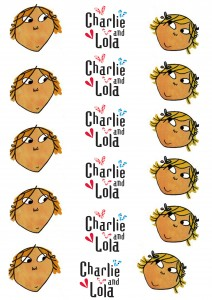 Charlie & Lola Biscuits