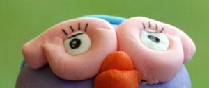 Hootabelle's eyes